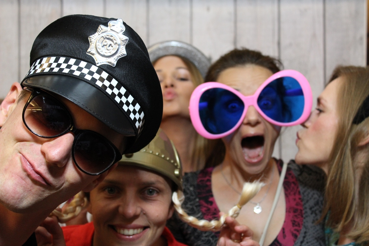zdjęcie na imprezie - fotobudka na event