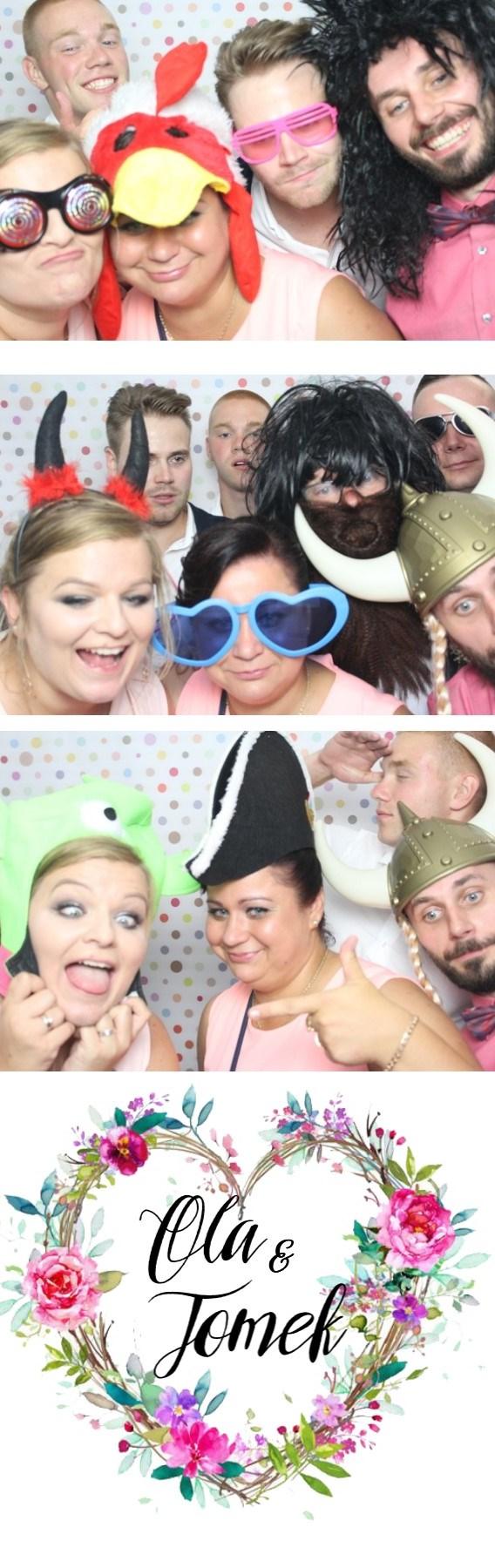 wydruk zdjęcia - fotobudka na wesele