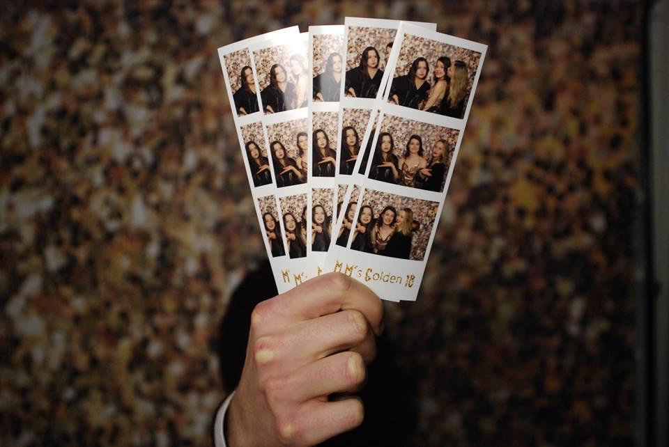 wydruki zdjęć z fotobudki - fotobudka na imprezę