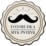 Myk Pstryk Fotobudka Logo